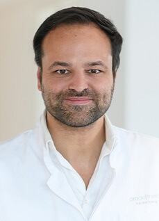 Dr. Christopher Chrissostomou, Haartransplantation & Haarpigmentierung, Haarzentrum Heidelberg